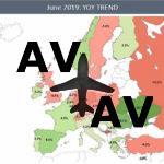 Европейская бизнес-авиация ослабевает