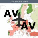 Деловая авиация в Европе стагнирует